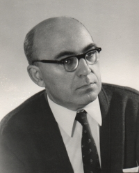 Dr. Josef Strandel – the director of the Slavonic Library from 1956 to 1978