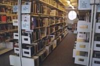 Reading Room – open stacks
